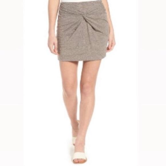 Dresses & Skirts - 🆕 || B.P || Knot Front Skirt